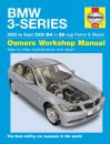 Haynes Workshop Manual BMW 3 Series Petrol & Diesel (05-Sept 08) 54 to 58